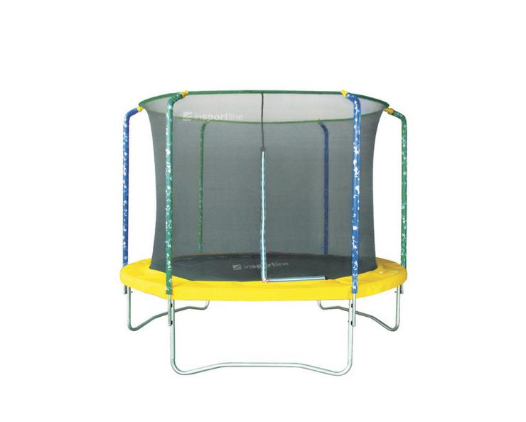 Najlepsze trampoliny