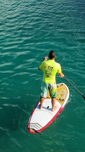 paddle-board / Stand up paddle