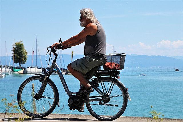 E-rower nadaje się dla każdego.
