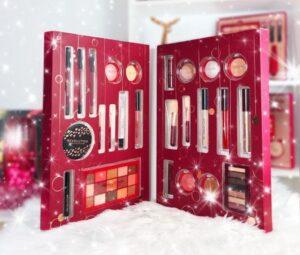 kalendarze z kosmetykami