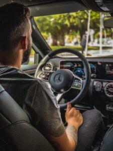 wytrzymałość na zapach samochodu